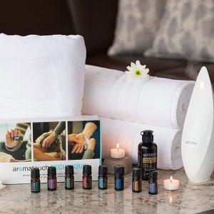 Aromatouch Massage doterra